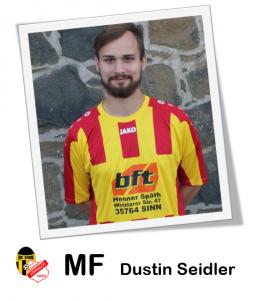 Dustin Seidler